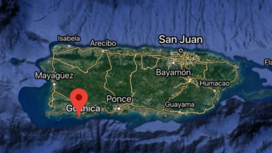 Photo of Un sismo de magnitud 5,1 sacude la costa sur de Puerto Rico
