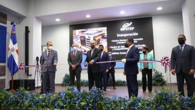 Photo of Danilo Medina inaugura edificio corporativo de Infotep