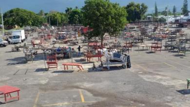 Photo of Dispersan vendedores mercado pulgas en Santiago