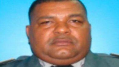 Photo of Muere comandante policial de Cristo Rey contagiado de COVID-19