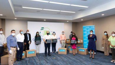 Photo of UNICEF entrega 9 ventiladores adicionales al SRS Este por solidaridad del Grupo Puntacana