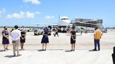 Photo of Se reactivan aeropuertos con llegada de aviones