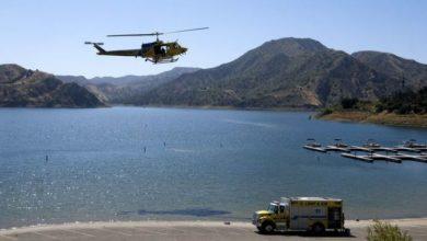 Photo of Encuentran cuerpo en lago donde desapareció la actriz Naya Rivera