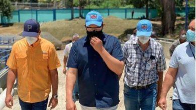 Photo of CAASD avanza trabajos de saneamiento cañada de Arroyo Hondo
