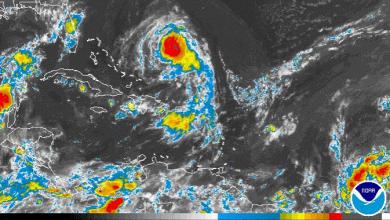 Photo of Onamet vigila depresión tropical #7 que podría convertirse en tormenta