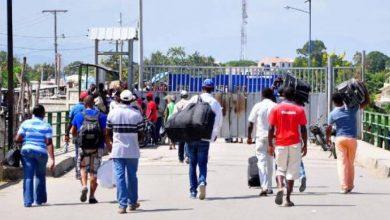 Photo of Haití dice el 86% de nuevos casos importados de COVID-19 llegan de República Dominicana