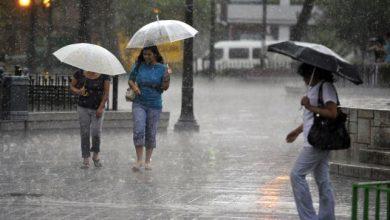 Photo of Onamet prevé aguaceros con tormentas eléctricas para esta tarde y noche por vaguada