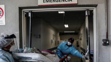 Photo of 24 nuevas muertes por coronavirus en RD y 876 contagios