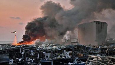 Photo of Sube a 78 la cifra de muertos y 4,000 heridos por la explosión en el puerto de Beirut