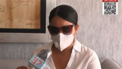 Photo of Raysa Vásquez aún en silencio sobre qué pudo haber motivado que Jazhiel Morel le lanzara café