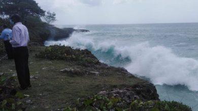Photo of Suspenden por el momento búsqueda del cadáver de Liz María por oleaje del mar Caribe