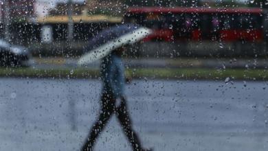 Photo of Onamet prevé para hoy aguaceros con tormentas eléctricas y ráfagas de viento