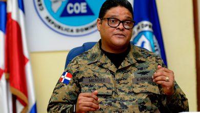 Photo of Luis Abinader ratifica al general Méndez como director del COE