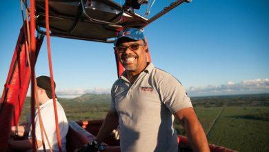 Photo of Técnico de IDAC vuela globos aerostáticos entre aeropuertos Bávaro y Punta Cana