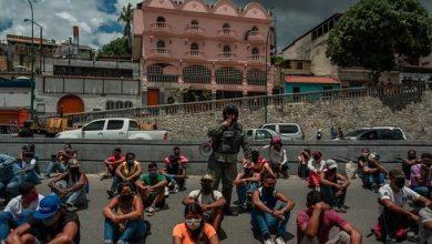 Photo of Venezuela enfrenta al coronavirus con la fuerza de sus agentes de seguridad