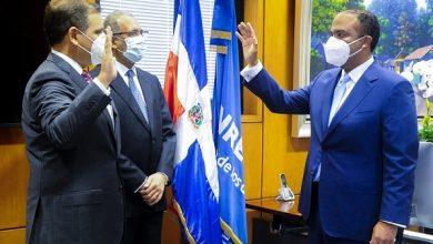 Photo of Samuel Pereyra Rojas toma posesión como administrador general de Banreservas