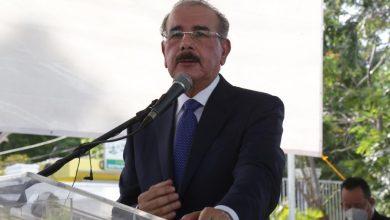 """Photo of Danilo Medina: no hay un lugar donde """"la mano amiga del Gobierno"""" no haya llegado"""
