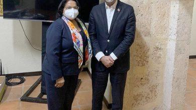 Photo of Abinader le dice a la rectora de la UASD, que esa academia es prioridad para su gobierno