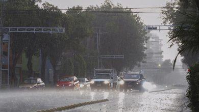 Photo of Onamet prevé aguaceros moderados por onda tropical y vaguada