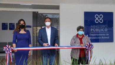 Photo of Jean Alain Rodríguez inaugura primer Centro de Atención al Ciudadano del Departamento de Protección Animal del MP