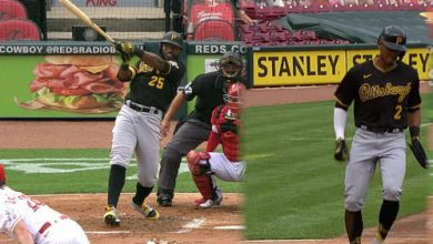 Photo of Piratas inician serie en Cincinnati con triunfo
