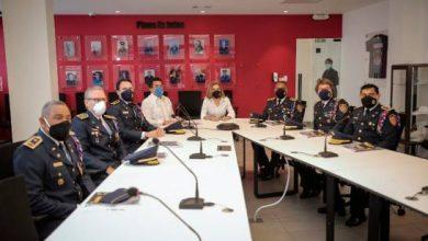 Photo of Crean centro de operaciones David Collado, en los bomberos del DN