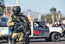 Photo of Policías haitianos paralizan Puerto Príncipe en segunda protesta en tres días