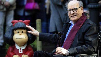 Photo of Muere el creador de Mafalda, Joaquín Salvador Lavado «Quino»