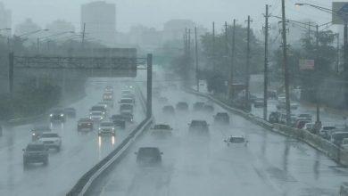 Photo of Onamet: aguaceros con tormentas eléctricas para esta tarde por vaguada