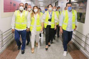Photo of Director Departamento Aeroportuario confirma cumplimento de protocolo sanitario en AILA para reactivación turismo