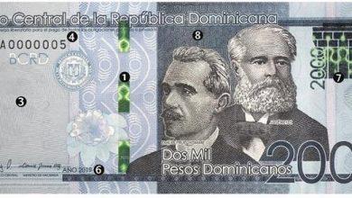 Photo of Banco Central circula un nuevo billete de dos mil pesos