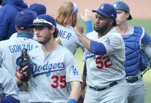 Photo of Dodgers, primeros en avanzar a los playoffs