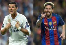 Photo of Messi y Cristiano encabezan la lista de los futbolistas mejor pagados en el 2020