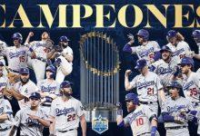 Photo of ¡Dodgers conquistan 1er título en 32 años!