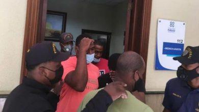 Photo of Trasladan al Palacio de Justicia a los tres implicados en lanzar «ácido del diablo» a Yocairi