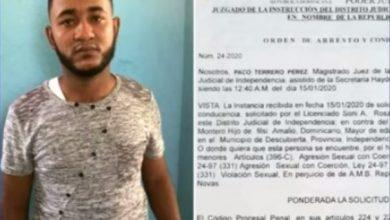 Photo of Se entrega a las autoridades hombre acusado de violar y embarazar a una niña de 9 años