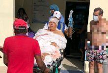 Photo of Juanchy Sánchez presenta varias fracturas tras accidente