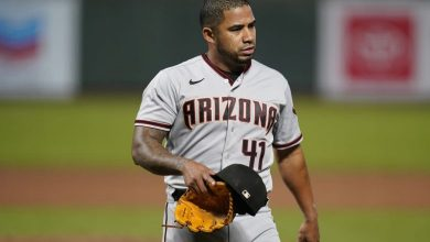 Photo of D-backs declinan opción de Guerra, Rondón