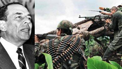 Photo of Las FARC reconocen el asesinato del candidato presidencial conservador Álvaro Gómez en 1995