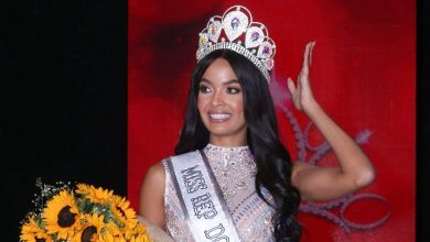 Photo of Kimberly Jiménez es coronada como la nueva Miss RD Universo 2020