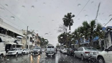 Photo of Meteorología prevé chubascos dispersos por incidencia de onda tropical