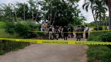 Photo of Hallan cadáver de un hombre con signos de violencia en jardines del Faro a Colón