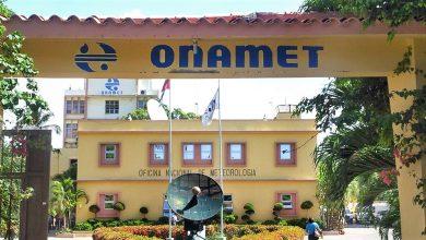 Photo of Onamet informa vaguada genera aguaceros en varias zonas del país