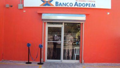 Photo of Banco Adopem desembolsa más de RD$200MM en préstamos durante pandemia COVID-19