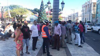 Photo of Exempleados ayuntamiento Puerto Plata reclaman pago prestaciones y regalía