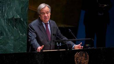 Photo of La ONU habla de una «pandemia en la sombra que amenaza la salud y las vidas»
