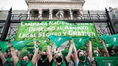 Photo of Argentina legaliza el aborto tras voto del Senado