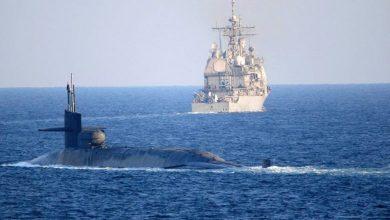 Photo of Submarino nuclear de la Marina de EEUU atraviesa el estrecho de Ormuz en un aparente gesto de desafío a Irán