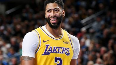 Photo of Anthony Davis renovó con los Lakers por 5 años