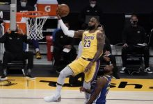 Photo of Warriors remontan 14 en el 4to y derrotan a Lakers